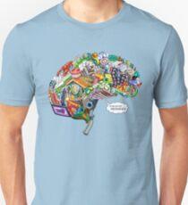 Pixelated Memories Unisex T-Shirt