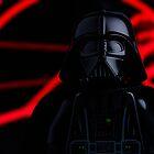 Darth Vader - Star Wars Rogue One by XINYAW