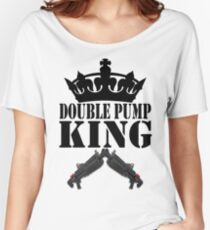 Double Pump King Women's Relaxed Fit T-Shirt