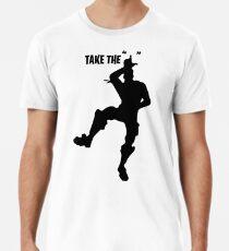 Camiseta premium para hombre Toma la L!