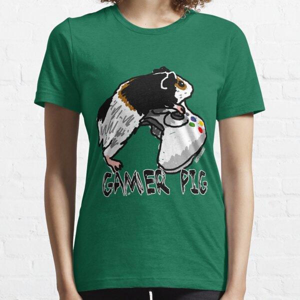 Guinea pig video gamer Essential T-Shirt