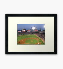 Night Game Framed Print