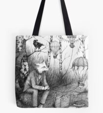 I Wont Let You Down Tote Bag