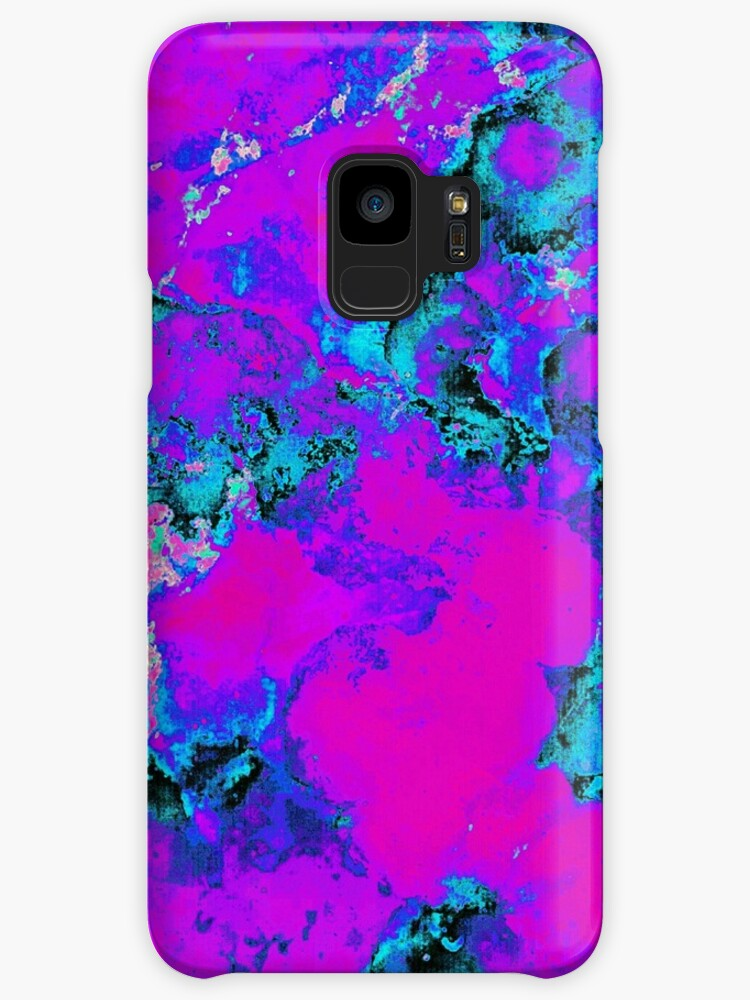 Aesthetic Trippy Purple Wallpaper Cases Skins For Samsung Galaxy