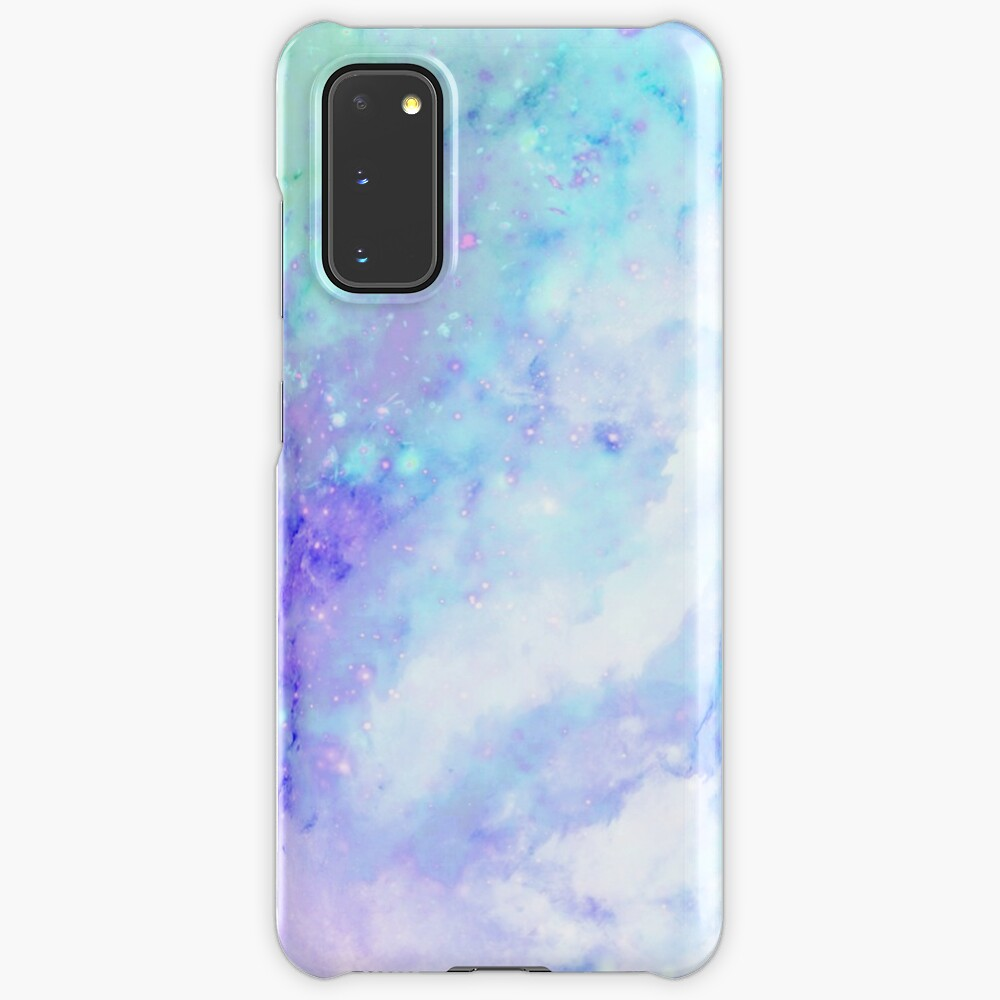 Aesthetic Trippy Purple Wallpaper Case Skin For Samsung Galaxy By Warddt Redbubble