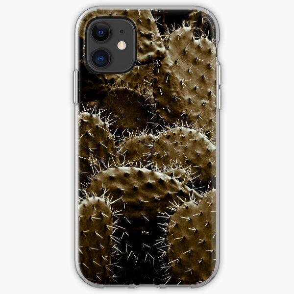 Cactaceae iPhone Soft Case