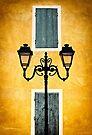 Streetlights of Provence by Mieke Boynton