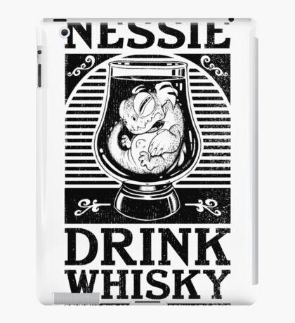 Save Nessie, Drink Whisky! iPad Case/Skin