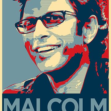 Malcolm - Inspired by Jurassic Park by WonkyRobot