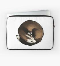Curled Ferret - Blaze Laptop Sleeve