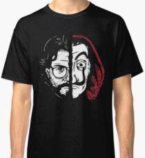 La Casa de Papel Profesor Classic T-Shirt