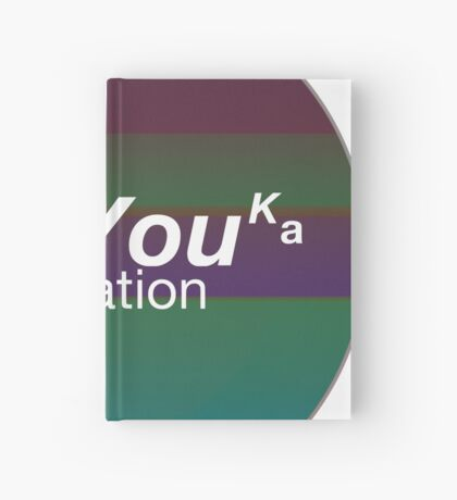 4 YouYouka about 4 Hardcover Journal
