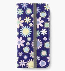 Vintage Cute Floral Phone Cases iPhone Wallet/Case/Skin