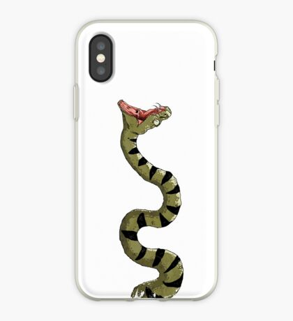 Snake! iPhone Case