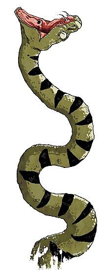 Snake! by stieven
