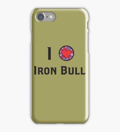I Heart Iron Bull iPhone Case/Skin