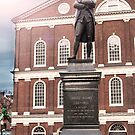 Samuel Adams Statue Boston by KrysM