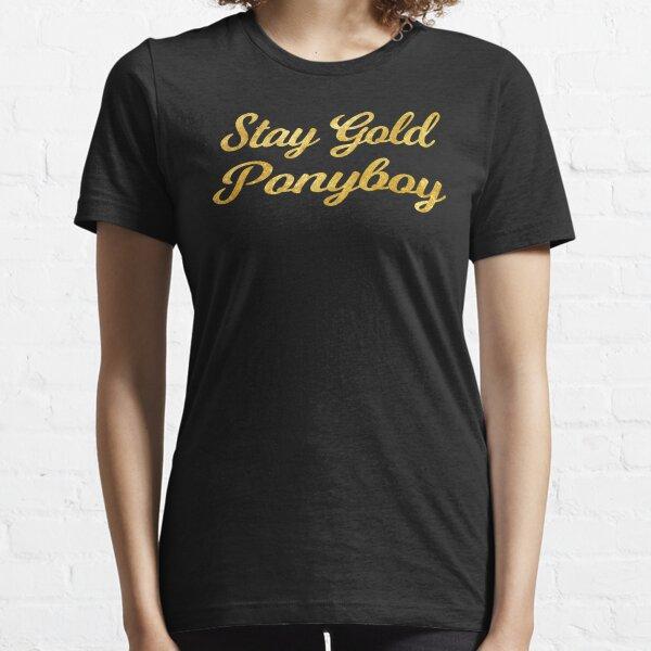 Stay Gold Ponyboy T Shirts Redbubble C $26.45 buy it now. redbubble