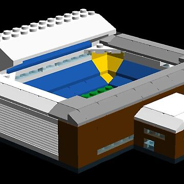 Lego Elland Road by superkickparty