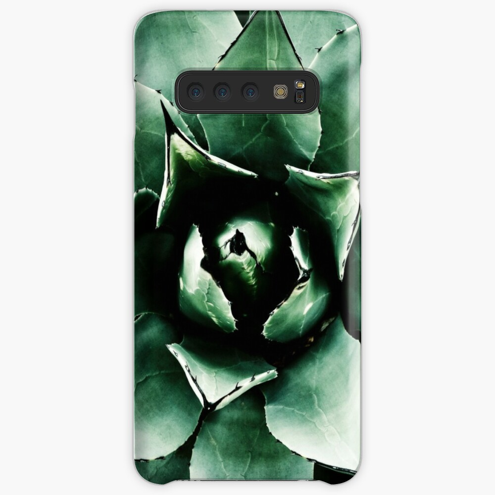 Agave Parryi (Tequila Agave) Case & Skin for Samsung Galaxy