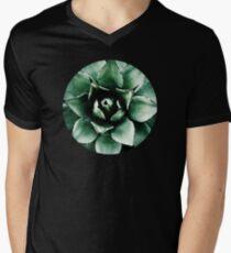 Agave Parryi (Tequila Agave) Men's V-Neck T-Shirt