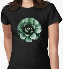 Agave Parryi (Tequila Agave) Women's Fitted T-Shirt