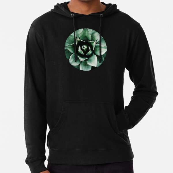 Agave Parryi (Tequila Agave) Lightweight Hoodie