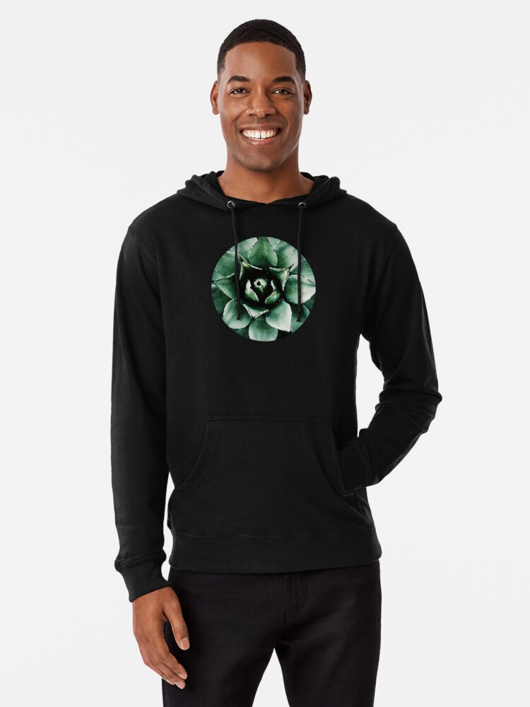 Alternate view of Agave Parryi (Tequila Agave) Lightweight Hoodie