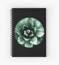 Agave Parryi (Tequila Agave) Spiral Notebook