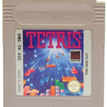 Gameboy Advance - Tetris de SlNFULLE