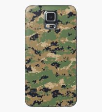MarPat Style Digital Woodland Camouflage Phone Cases Case/Skin for Samsung Galaxy