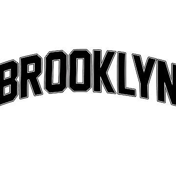 Brooklyn by vintage-shirts