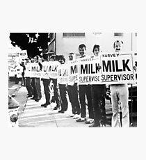 Harvey Milk  Photographic Print