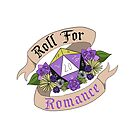 Roll For Romance - Nonbinary Pride by Sam Spicer