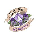 Roll For Romance - Genderqueer Pride by flailingmuse