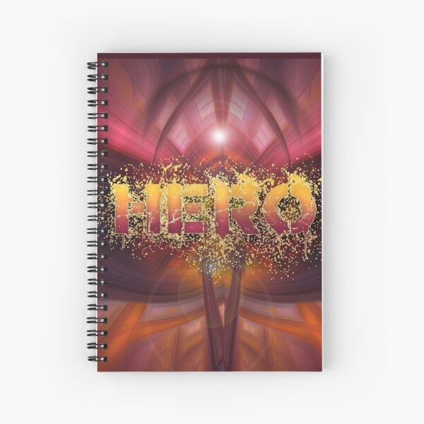 Hero Spiral Notebook