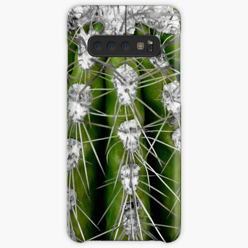 Prickly Cactus Case & Skin for Samsung Galaxy