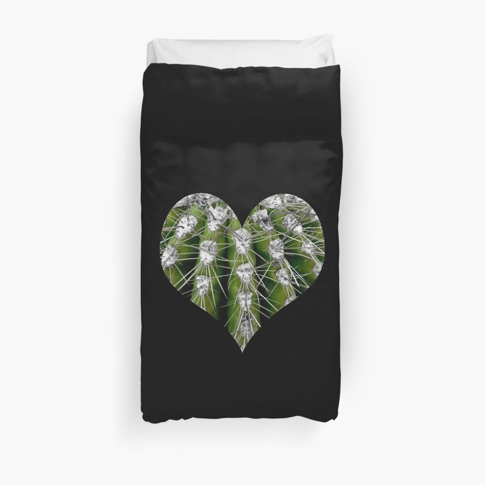 Prickly Cactus Duvet Cover