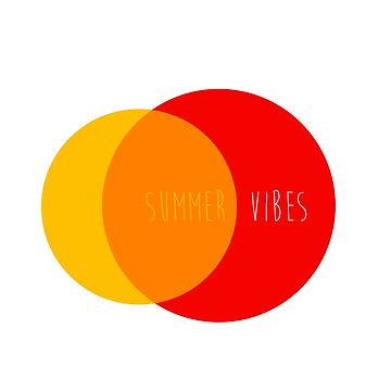Summer Vibes by vintage-shirts