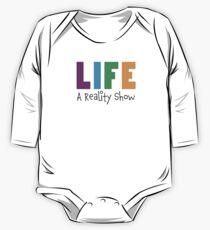 Life: A Reality Show One Piece - Long Sleeve