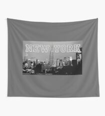 Empire State Building New York City USA Wall Tapestry
