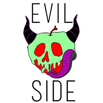 EVIL SIDE by Pixyclothes