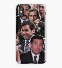 The Office Michael Scott - Steve Carell iPhone Case