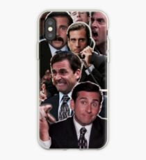 Vinilo o funda para iPhone La oficina Michael Scott - Steve Carell