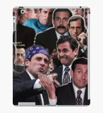 The Office Michael Scott - Steve Carell iPad Case/Skin