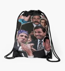 The Office Michael Scott - Steve Carell Drawstring Bag