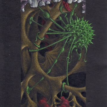 Virus (2004) by Vajdon