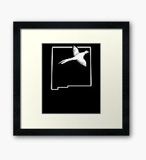 Hunting Gear Pheasant New Mexico Game Bird Framed Print