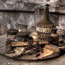 cellar junk by dagmar luhring