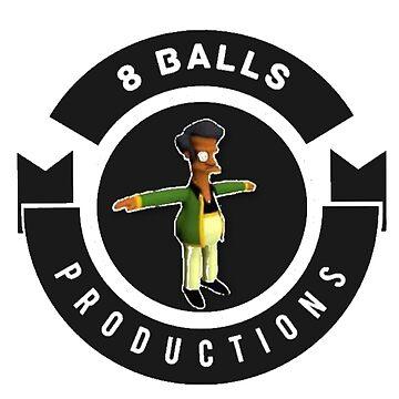 8 Balls Productions  by Kangshu
